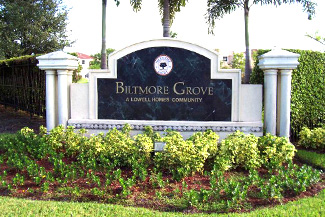 Biltmore Grove community