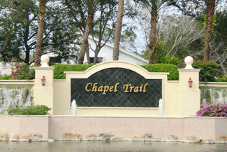 Chapel Trail community
