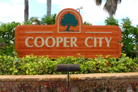 Cooper City community homes