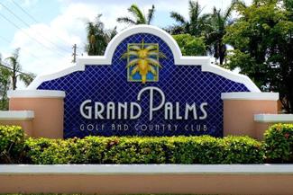 Grand Palms community