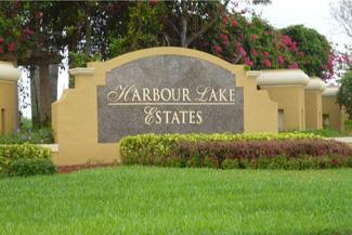 harbour lake estates community