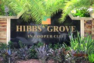 Hibbs Grove community