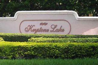 Keystone Lake community