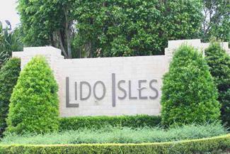 Lido Isles community
