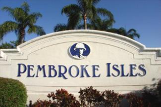 Pembroke Isles community