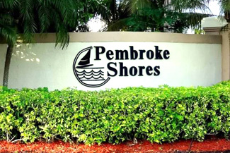 Pembroke Shores community