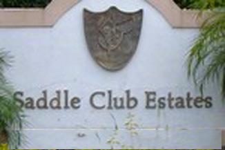 Saddle Club Estates community