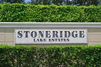 Stoneridge Lake Estates community