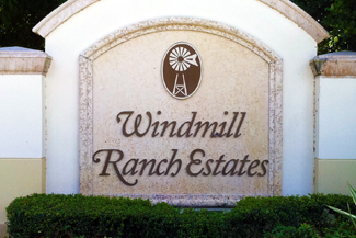 Windmill Ranch Estates community