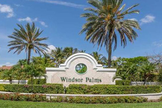 Windsor Palms community