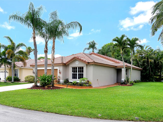 just listed home in Pembroke Pines